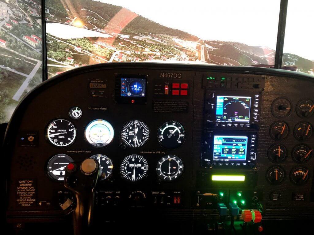Flight Simulator Build - Brian's Mad Scientist Lab